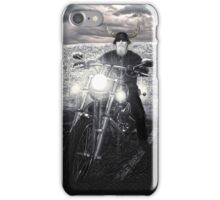 Rider on the Storm iPhone Case/Skin
