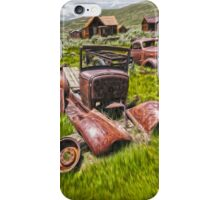 Broke Down in Bodie iPhone Case/Skin