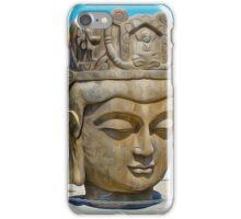 Buddha of Southern California iPhone Case/Skin