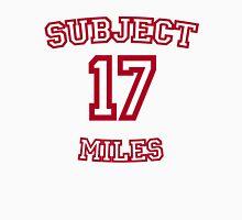 Subject Seventeen Men's Baseball ¾ T-Shirt