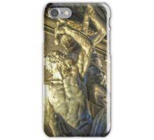 Hercules Beating the Centaur Nessus iPhone Case/Skin