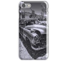 Auto Graveyard iPhone Case/Skin