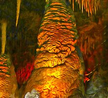 Carlsbad Caverns #01 by Gregory Dyer
