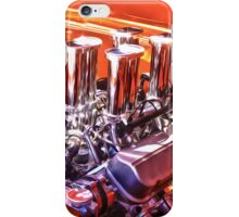 Hot Rod Engine iPhone Case/Skin