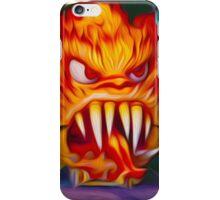 Mardi Gras Red Devil iPhone Case/Skin