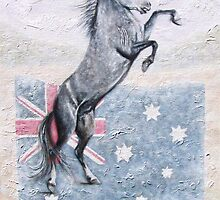 Great Southern Land Warrior by Tahnja