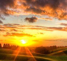 Deep sun by Markus Landsmann