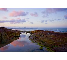 Sunset at Horseshoe Bay II Photographic Print