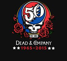 50 years of Grateful Dead & Company John Mayer Tour 2015 Tarz04 Unisex T-Shirt