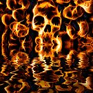 Skulls of Fire by Ian Hufton