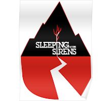 SLEEPING WITH SIRENS Tour  Poster