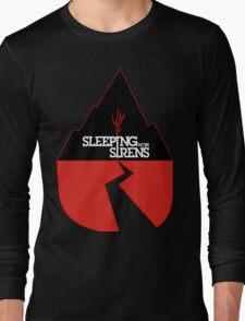 SLEEPING WITH SIRENS Tour  Long Sleeve T-Shirt