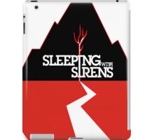 SLEEPING WITH SIRENS Tour  iPad Case/Skin