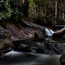 Turtle Back Waterfall by DHParsons