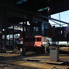 Train Yard by DHParsons
