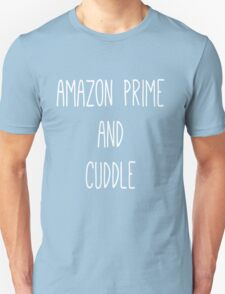 Amazon Prime and Cuddle T-Shirt