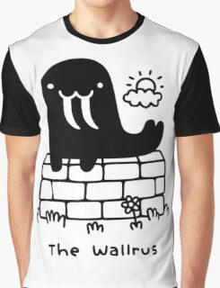 The Wallrus Graphic T-Shirt