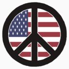 USA Peace by FC Designs