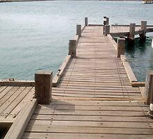 """""""Aruba Boat Dock""""  by Carter L. Shepard by echoesofheaven"""
