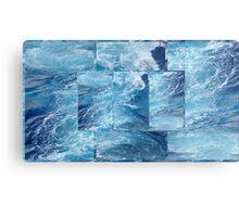 Caribbean Blue... Metal Print