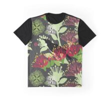 Kiwi Christmas Graphic T-Shirt