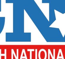 Goliath National Bank Sticker