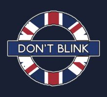 Don't Blink by Barbo