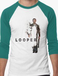 LOOPER Poster Men's Baseball ¾ T-Shirt