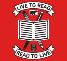 Live to Read One Piece - Short Sleeve