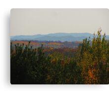 Wisconsin Vista Canvas Print