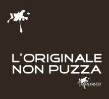"""Toka Gato """"L'originale non puzza"""" by Toka-Gato"""