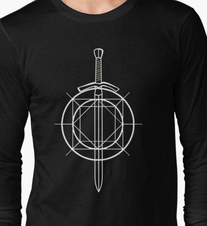 Sword of Truth Grace Long Sleeve T-Shirt