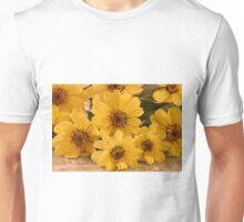 Yellow Toto Lemon Rudbeckia Unisex T-Shirt