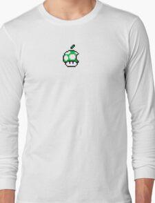 1up Apple Logo T-Shirt