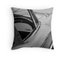 Getting Stung Throw Pillow