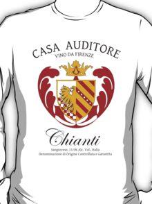 Vino Auditore  T-Shirt
