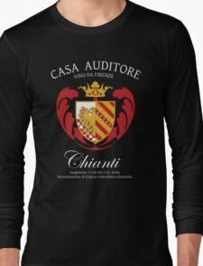 Vino Auditore  Long Sleeve T-Shirt