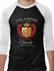 Vino Auditore  Men's Baseball ¾ T-Shirt