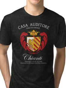 Vino Auditore  Tri-blend T-Shirt