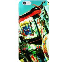 Alien Cadillac iPhone Case/Skin