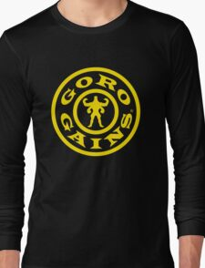 Mortal Kombat Decay's #GOROGAINS Long Sleeve T-Shirt