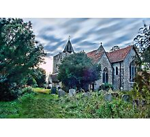 St Nicholas Leeds Photographic Print