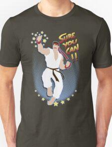 Motivational Shoto - Sure You Can! T-Shirt