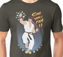 Motivational Shoto - Sure You Can! Unisex T-Shirt