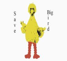 Save Big Bird T-Shirt
