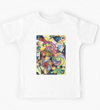Controlled  Chaos Kids Tee
