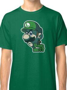 U mad bro!? Luigi Classic T-Shirt