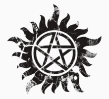 Cracked Anti-Possession Symbol Dark by WincestSounds