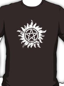 Cracked Anti-Possession Symbol Light T-Shirt