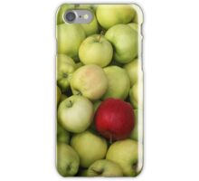 Odd Apple Out iPhone Case/Skin